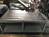 鉄定盤架台付 1020x1580x730mm