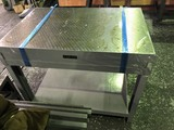 箱型定盤架台付 ユニセイキ 研磨仕上 600x900mm_画像3
