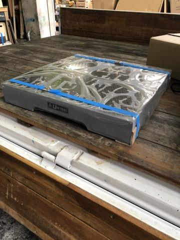 箱型定盤 研磨仕上 ユニセイキ 450x450mm_画像2