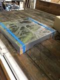 箱型定盤 研磨仕上 ユニセイキ 450x450mm_画像3