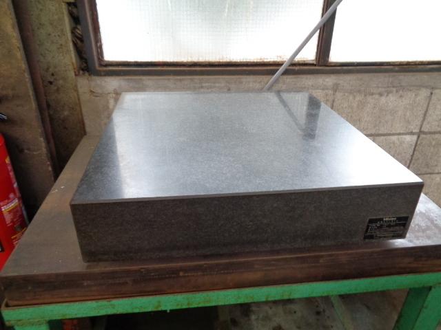 石定盤 ミツトヨ 600×600_画像1