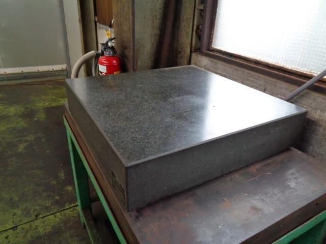 石定盤 ミツトヨ 600×600_画像3