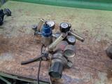 半自動溶接機用ガス調整器
