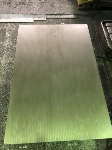 箱型定盤 ユニセイキ 1000x1500mm 機械仕上げ_画像5