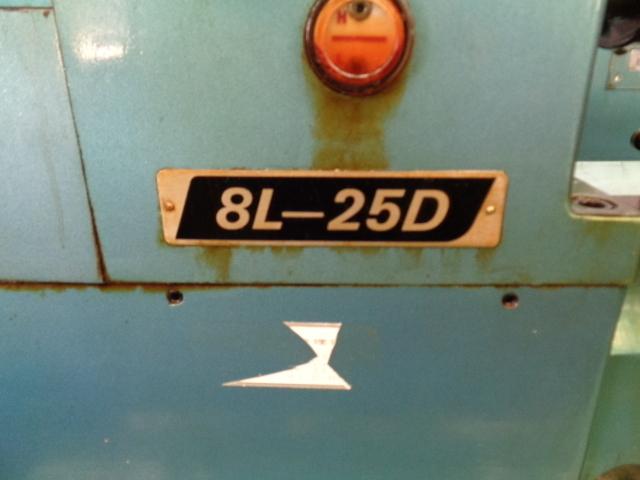 卓上旋盤  8L-25D 1989年式_画像6