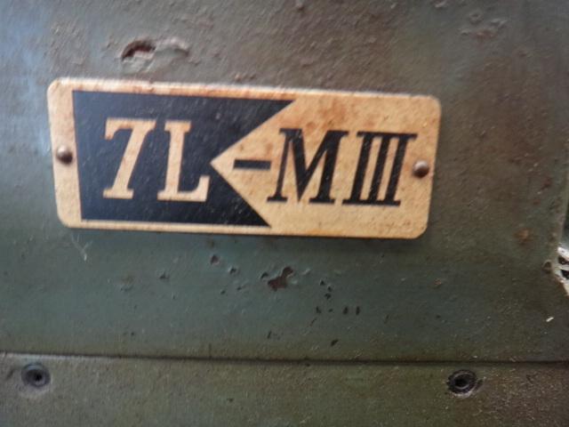 卓上旋盤  7L-MIII_画像4