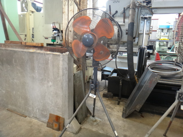 工場扇風機_画像1
