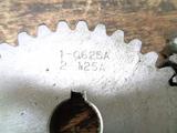 タッピング盤用替えギヤー 吉良 KTV-2-1.25_画像2