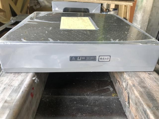 箱型定盤 精度 A級 300x300mm_画像1