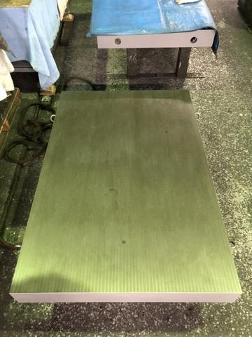 箱型定盤 ユニセイキ 1000x1500mm 機械仕上げ_画像4