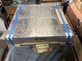 箱型定盤 研磨仕上 ユニセイキ 600x600mm