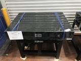精密石定盤+専用架台セット 750x1000mm