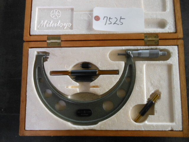 175mm マイクロメーター ミツトヨ 175mm マイクロメーター_画像1