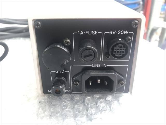 ミツトヨ 芯出し顕微鏡 375-101(CF10) A129571 C棟10I-03-04_画像6