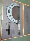 TX180026 歯厚マイクロメーター ミツトヨ 歯厚マイクロ75-100 CODE223-104