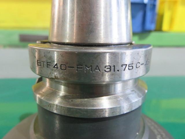 TM180041 BT40 フェイスミル 聖和/京セラ BTF40-FMA31.75C-45/MSD45100R_画像4