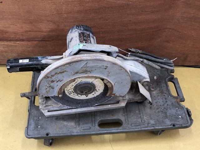 ジャンク品 MITACHI 高速切断機 MGC-305N A133232 C棟9_画像1
