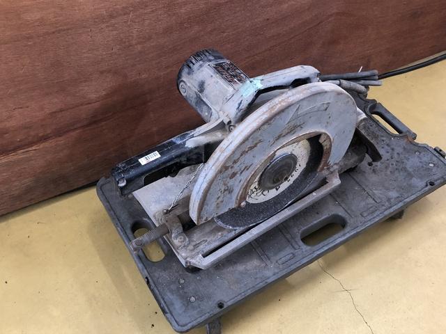 ジャンク品 MITACHI 高速切断機 MGC-305N A133232 C棟9_画像2