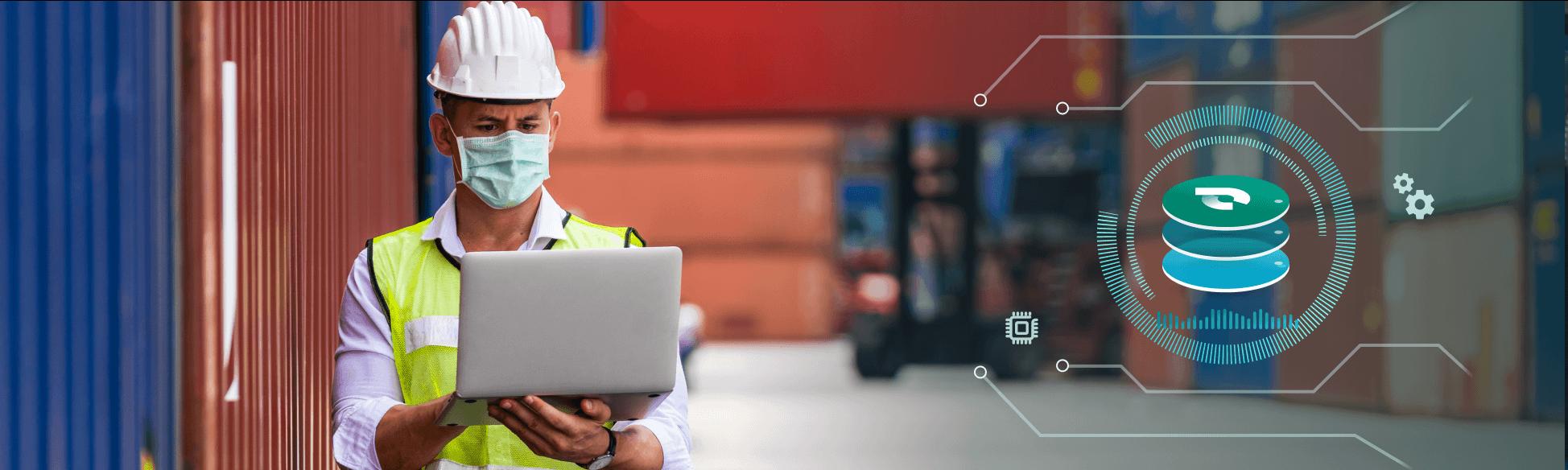 [動態管理] IoTを活用した物流の可視化と業務効率化
