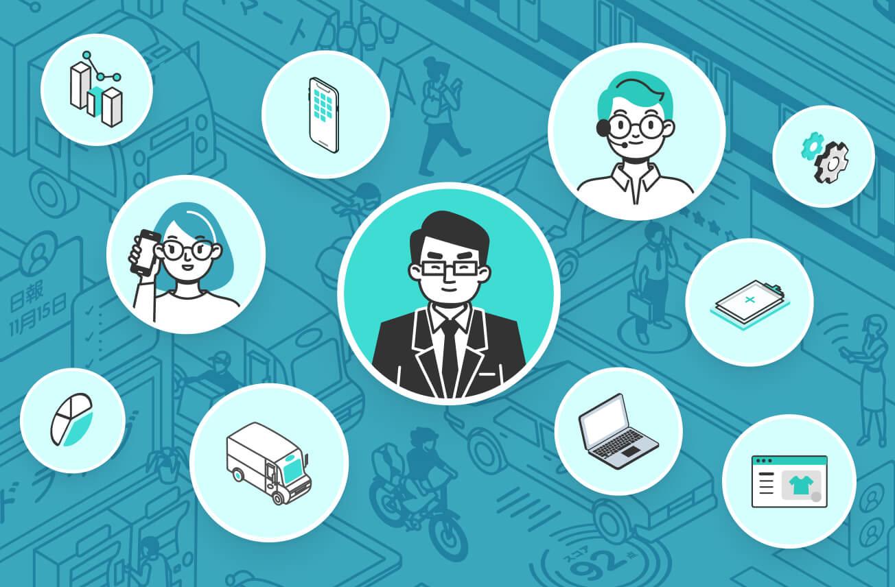 SalesTech × MobilityDataを活用した営業生産性を高める方法