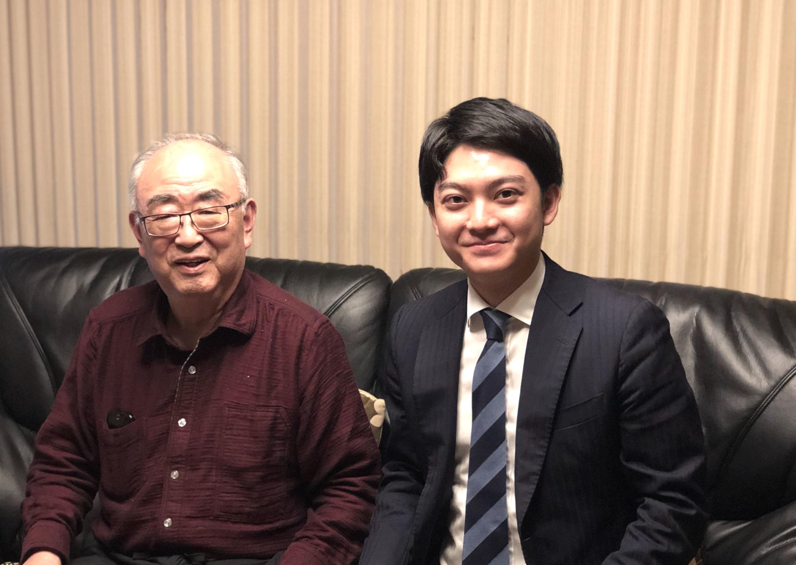 【対談シリーズ】「交通心理学」とは — 大阪大学名誉教授長山先生にインタビュー