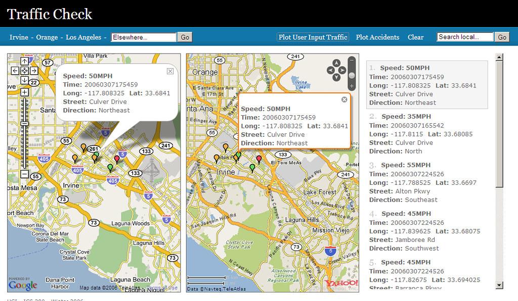走行・事故・渋滞情報などからAPIを公開して使ってもらうサービスが作る未来
