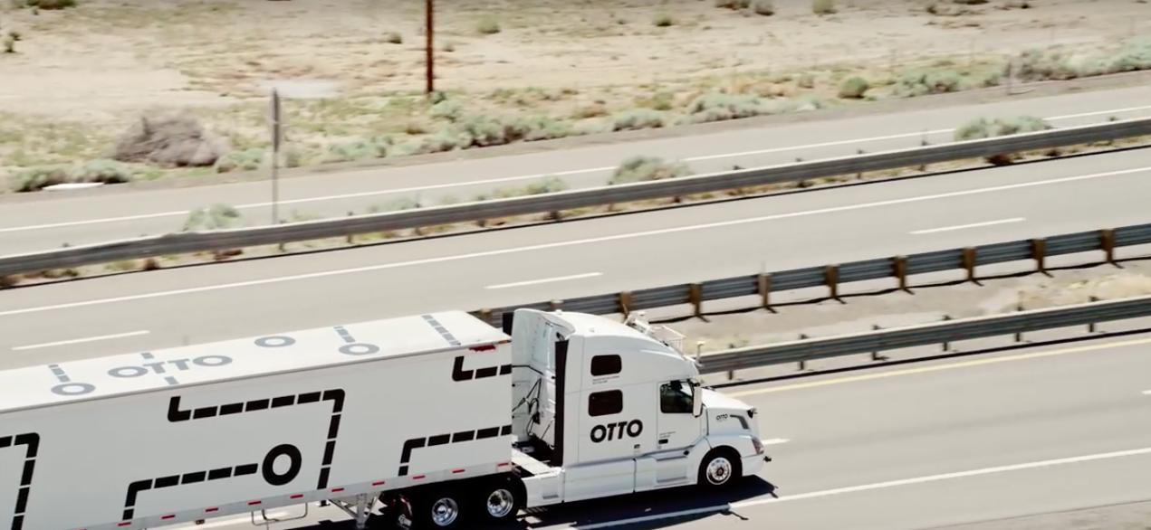 Uberがトラック自動運転のオットーを買収。今後の物流業界へ影響は?