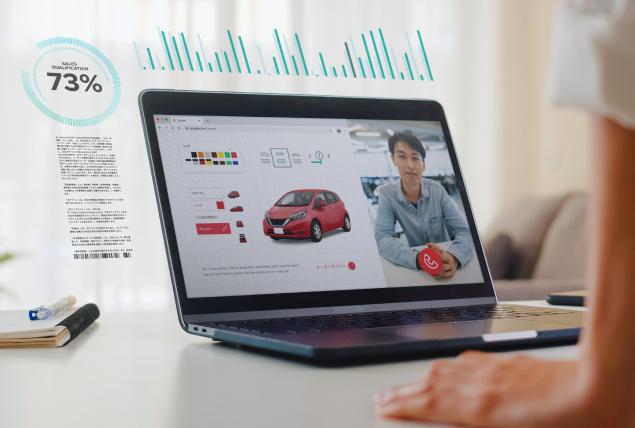 これからの時代の自動車の販売方法 ~最新テクノロジーを活用したセールス&マーケティング~