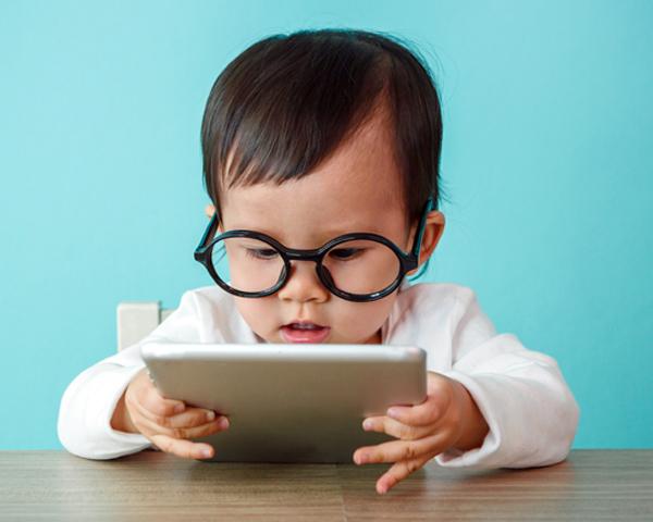 【即時新聞】別用「3C奶嘴」安撫小孩 !幼兒繪本大放送-0