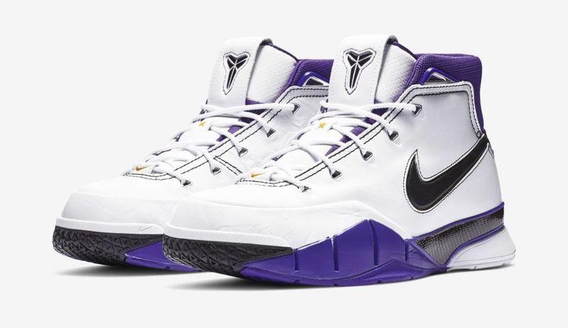 1/22販売 Nike Kobe 1 Protro 81 Pointsに
