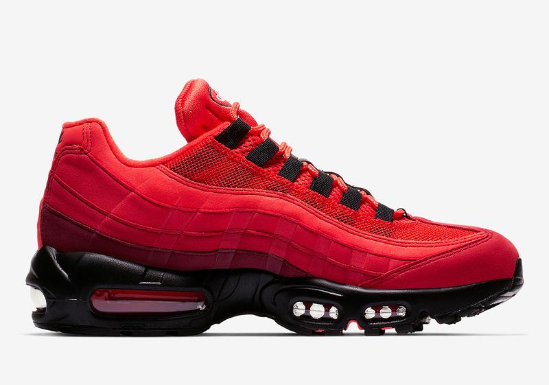 "Nike Air Max 95 OG ""Habanero Red"