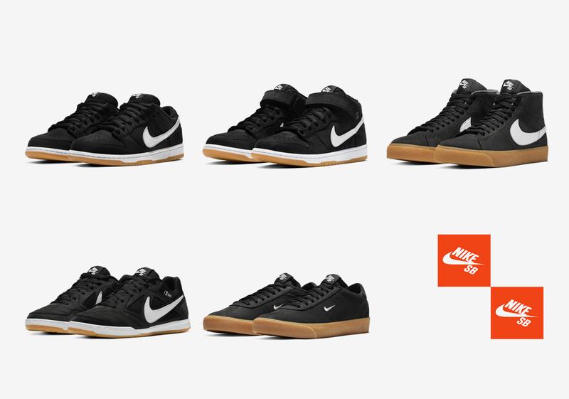 3月1日発売] Nike SB Orange Label Pack登
