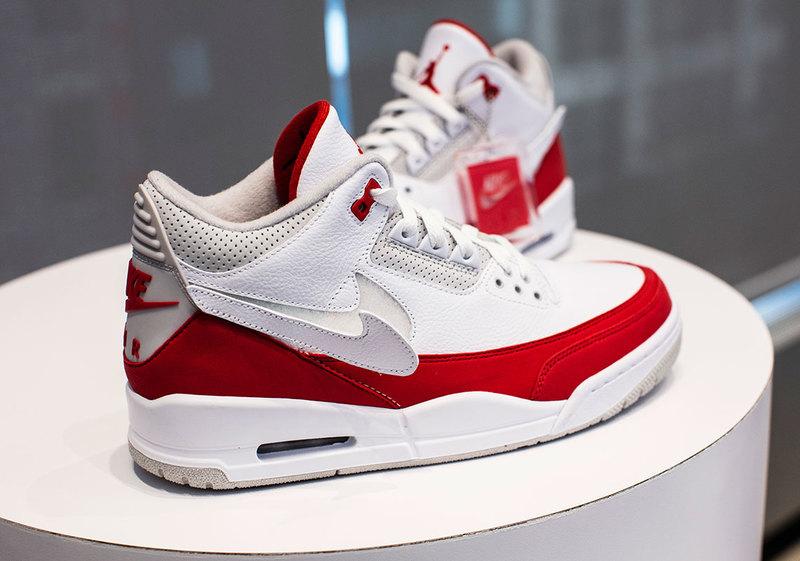 """3月30日予定] Nike Air Jordan 3 """"Tinker"""