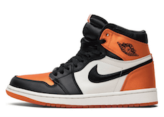 JORDAN 1 SATIN SHATTERED BACKBOARD