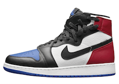 JORDAN 1 REBEL TOP3