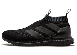 adidas PureControl Ultra Boost Triple Blackの写真