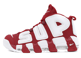 "Air More Uptempo Supreme ""Suptempo"" Redの写真"