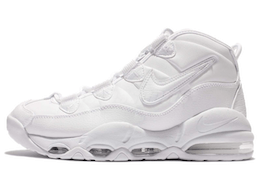 Air Max Uptempo 95 Triple Whiteの写真