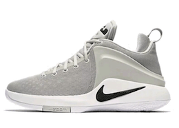 Nike Zoom Witness Pale Greyの写真