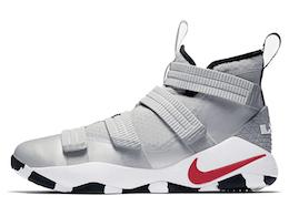 Nike LeBron Zoom Soldier 11 Silver Bulletの写真