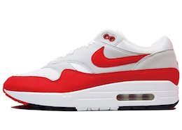 Air Max 1 Anniversary Red (2017)