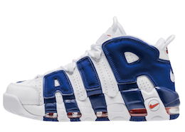 Air More Uptempo Knicksの写真