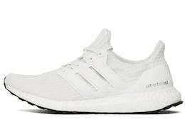 adidas Ultra Boost 4.0 Running Whiteの写真