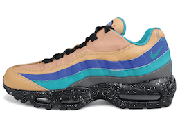Air Max 95 Praline Mega Blueの写真