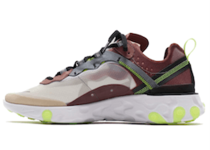 "NIKE REACT ELEMENT 87 ""DESERT SAND""の写真"