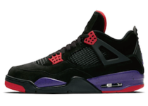 NIKE AIR JORDAN 4 RETRO RAPTORSの写真