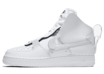 AIR FORCE 1 HIGH PSNY WHITEの写真