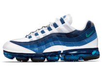NIKE AIR VAPORMAX 95 FRENCH BLUEの写真