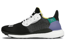 ADIDAS PHARRELL WILLIAMS SOLAR HU GLIDE BLACK