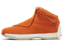 NIKE AIR JORDAN 18 RETRO ORANGE